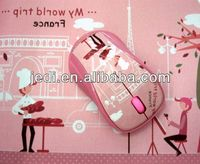 High quality Cute design mouse kids computer mouse for child