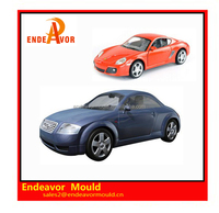 Factory directly sales quality assurance design and processing model car mould making