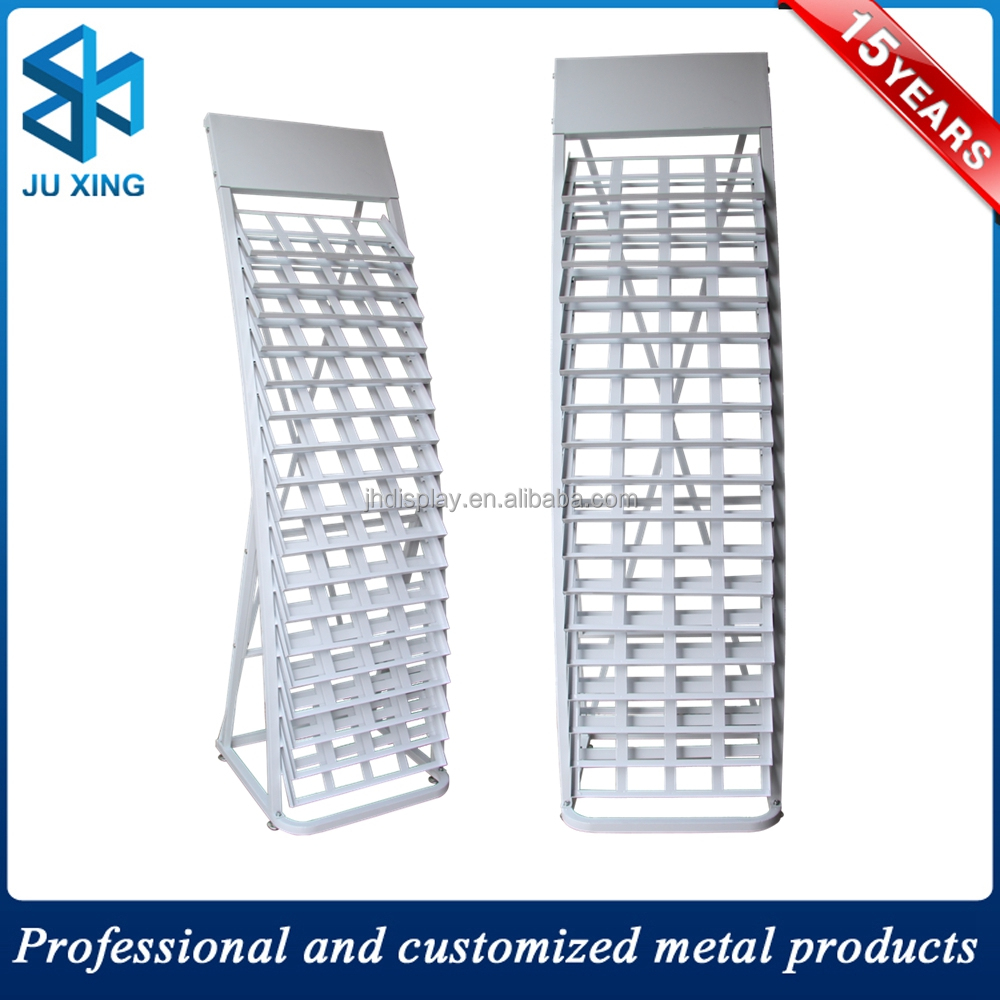 Metal material ceramic tile display rack metal material ceramic metal material ceramic tile display rack metal material ceramic tile display rack suppliers and manufacturers at alibaba dailygadgetfo Gallery