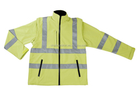 guangzhou factory winter safty jacket