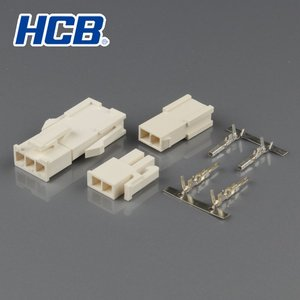 cable joint female male cable wire 6 pin fan connector