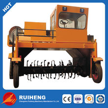 2014 Ruiheng Best Selling Windrow Mobile Compost Turner Machine Compost Machine With Best Price
