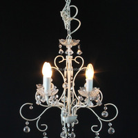 Acrylic Ceilling Pendent Light Wedding Decoration