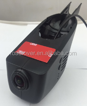 HD & intelligent 1080P car dvr with 170 wide angel for Volkswagen A series-low spec models