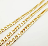 Gold metal chain for handbag stunning bag fittings handbag accessories