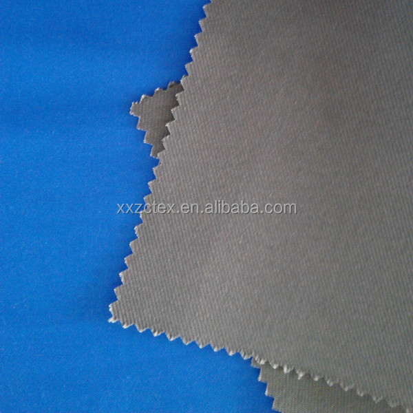 100 cotton woven twill fabrics for workwear