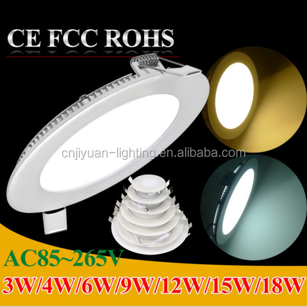 round led suspended ceiling light pan