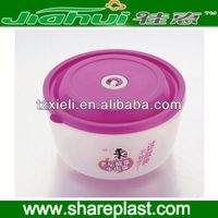 2013 Hot New Style plastic containers for food