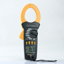 Direct clamp meter current forcipate ammeter YH200 Auto-Range Low Price Digital Clamp Multimeter