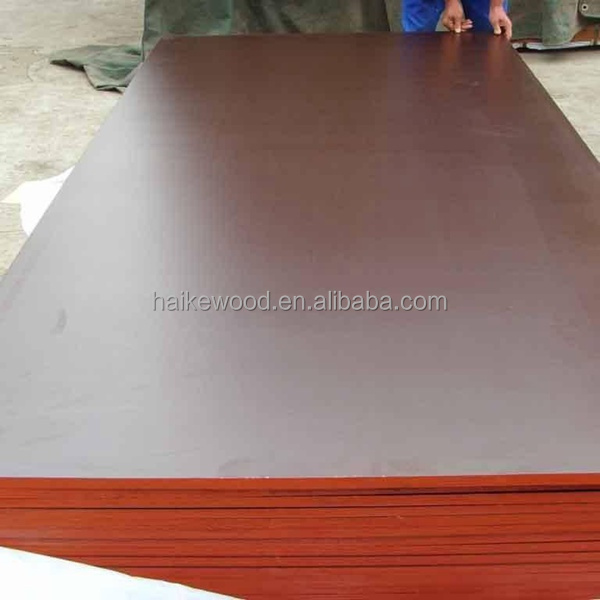 phenolic board for concrete formwork/templet formwork/plywood construction formwork