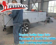 2014 Hot Model ! Au Standard travel Camper Trailer!