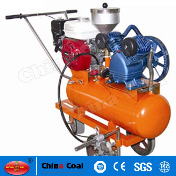 Traffic Thermoplastic Hand-Push Road Paint Primer Machine