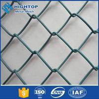 Safty Chain link wire mesh playground mesh fence
