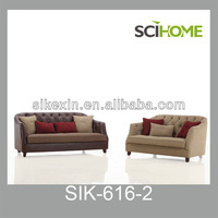 Modern Latest Design Sectional Living Room Sofa Set Chesterfield Sofa