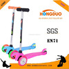 foot pedal kick scooter / kids plastic scooter / plastic scooter
