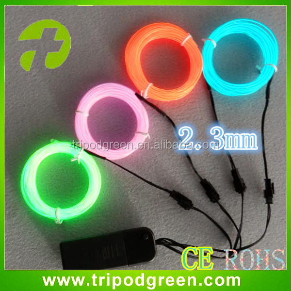 wholesale online Portable Luminescent el wire