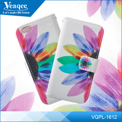 Veaqee mobile phone cover case,leather phone case ,case leather for iphone 6