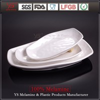 Luxury customized 100% melamine egg dish