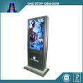 42 Inch Wifi Floor Standing Lcd Advertising Display Kiosk And Digital Signage Kiosk