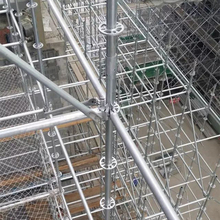 China supplier disc-lock pin lock scaffolding system