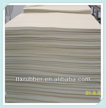 rubber sheet for shoes production Manufacturers colored rubber