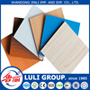 melamine board on particleboard/plywood/mdf for furniture with 30 years experience