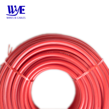 Silicone Rubber Insulated Electrical Heating Resistant High Voltage Silicone Wire Cable