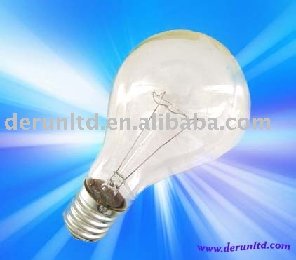 INCANDESCENT GLS PS100 300W 500W CLEAR BULB