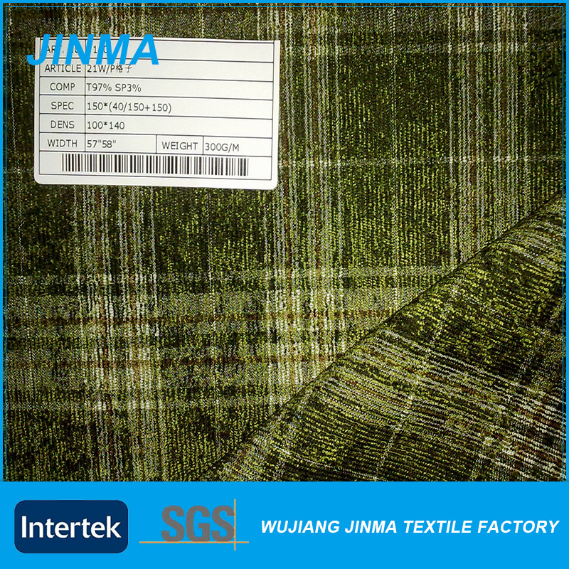 Best selling durable using wide wale corduroy fabric