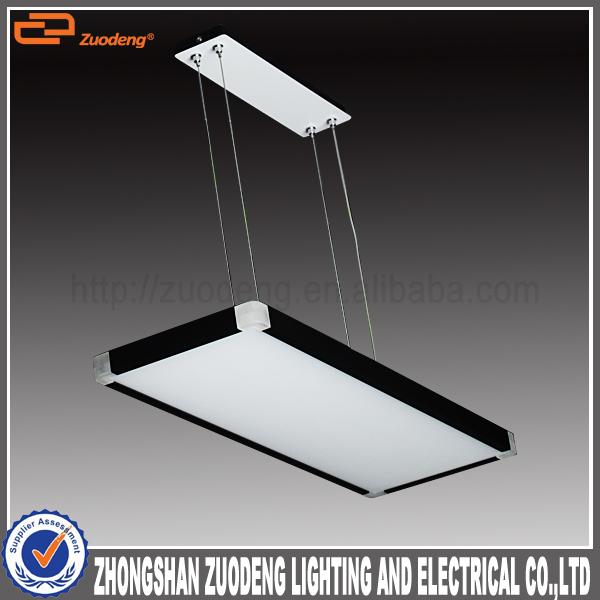 zd d2060 40w led panel light 4000lm led drop ceiling light