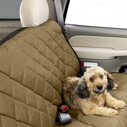 anti slip quilted car pet dog mat