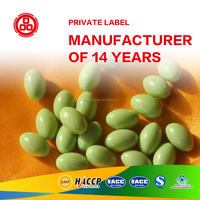 High quality OEM service private label aloe vera plant softgels