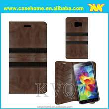 flip wallet leather case for samsung galaxy core 2,leather pencil case,for samsung galaxy trend plus wallet leather case