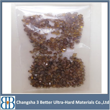 China big size synthetic diamond /HPHT diamond for making jewlery