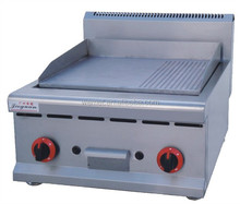 Countertop Gas Griddle/ Stainless Steel Griddle Meats