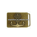 2017 Fashion R-0466-179 40MM Size Golden Color Metal Belt Buckle