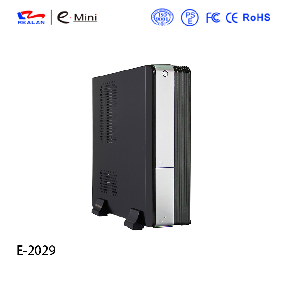 micro mini atx thin client computer chassis