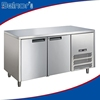 HN15/ Hot model counter refrigerator with GN pans