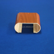 Plastic Custom Plastic Extrusion Profile