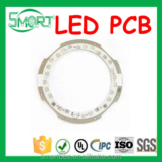 Smart Bes 0.5 watt led pcb with driver circuit board led pcb 94v0