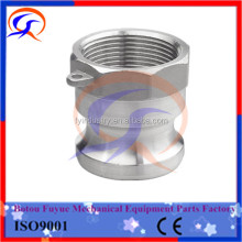 China Factory Direct Sand Cast Stainless Steel SS316 camlock Coupling quick coupling