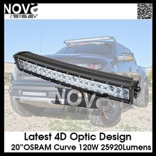 Defender 20 Inch Germany Osram Led Chip Off Road Light Bar