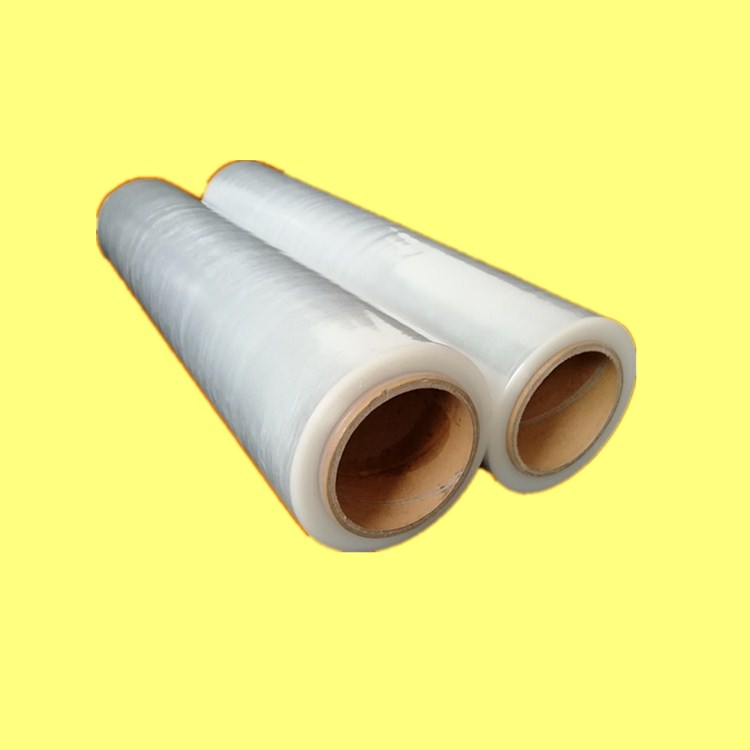 LLDPE Casting Processing Type Packaging Stretch Film For Pallet Wrap