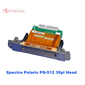 Original and new made in USA For flora Witcolor Aprint Gongzheng Orasign printer solvent base spectra 512 printhead