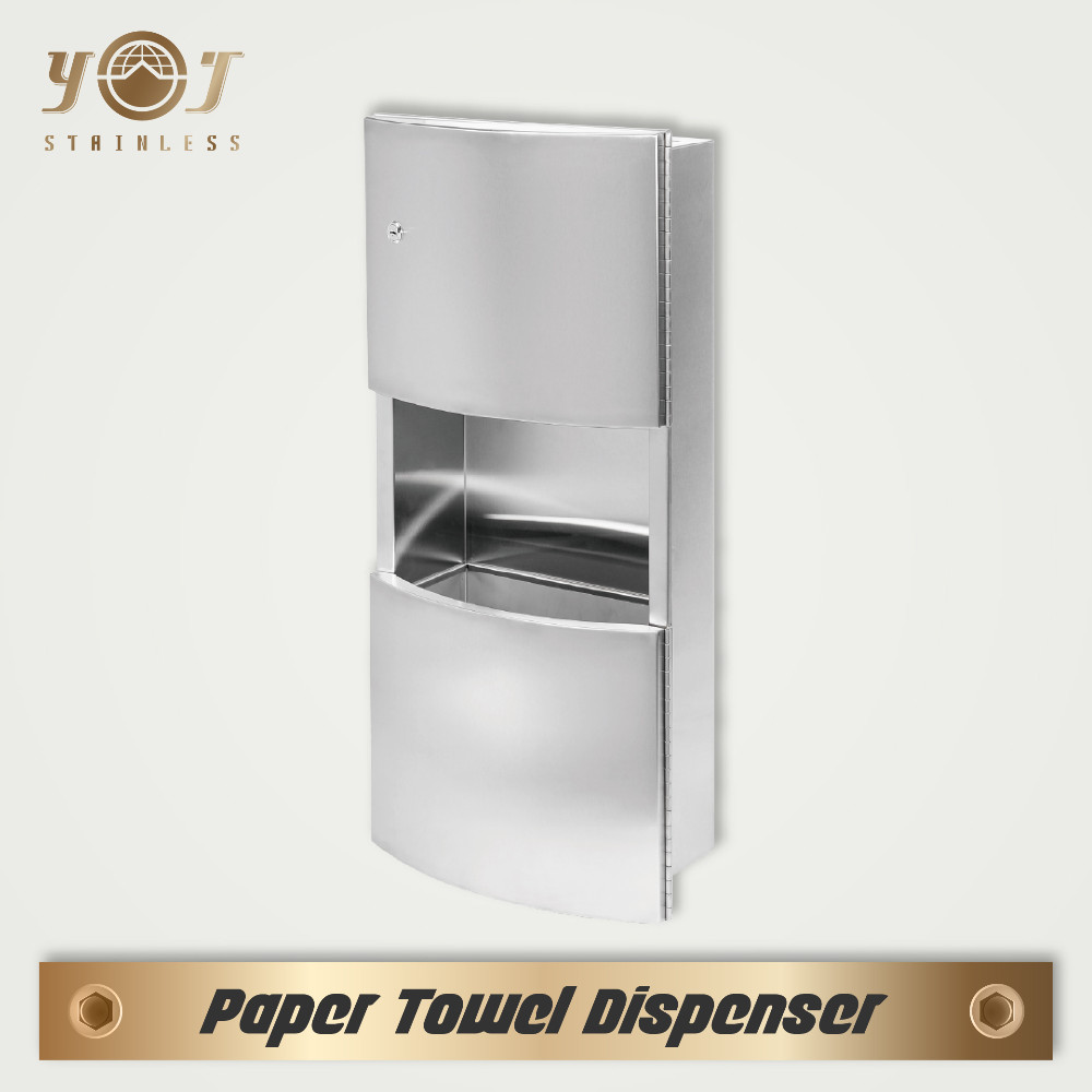 High Quality wall mount house restaurant paper towel roll holders