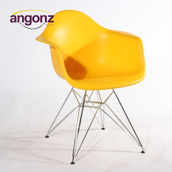 Chinese cheap living plastic outdoor furniture chairs factory direct sale