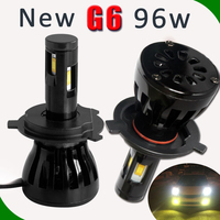 Automobiles Motorcycles 48w Led Head Light