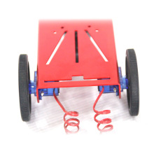 2 Wheel 2WD Drive Mini Robot Platform For Arduinos Raspberry PI Kit