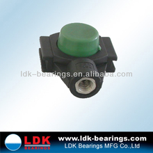 LDK Plastic pillow block bearing t208