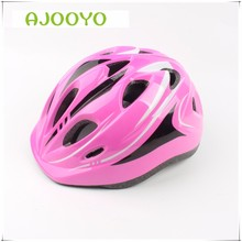 Factory Direct Many Color Professional Kids Bicycle Helmet with Adjustor